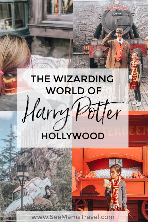 Tips and tricks for visiting the Wizarding World of Harry Potter Hollywood