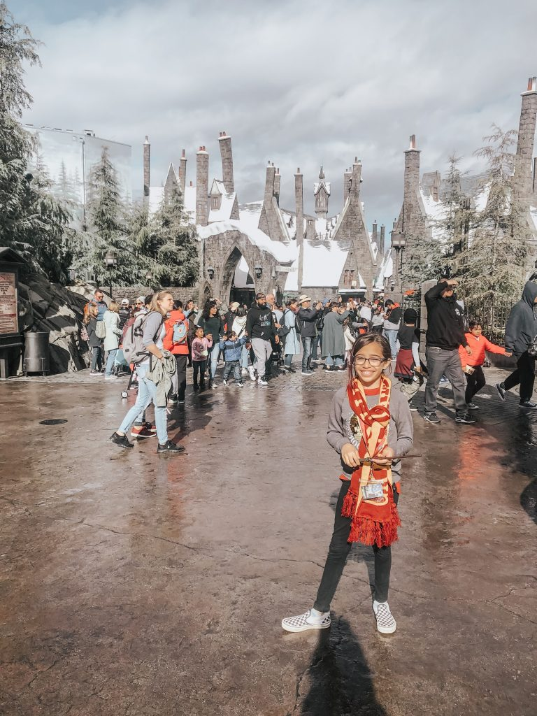Wizarding World of Harry Potter California