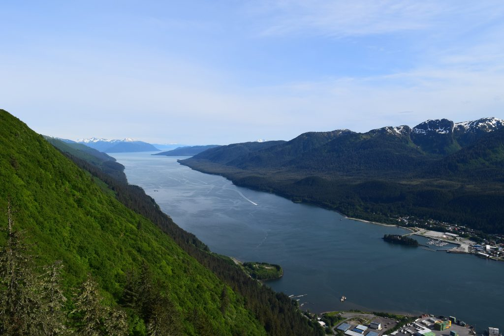 mount Roberts view, tramway, Alaska, what to do