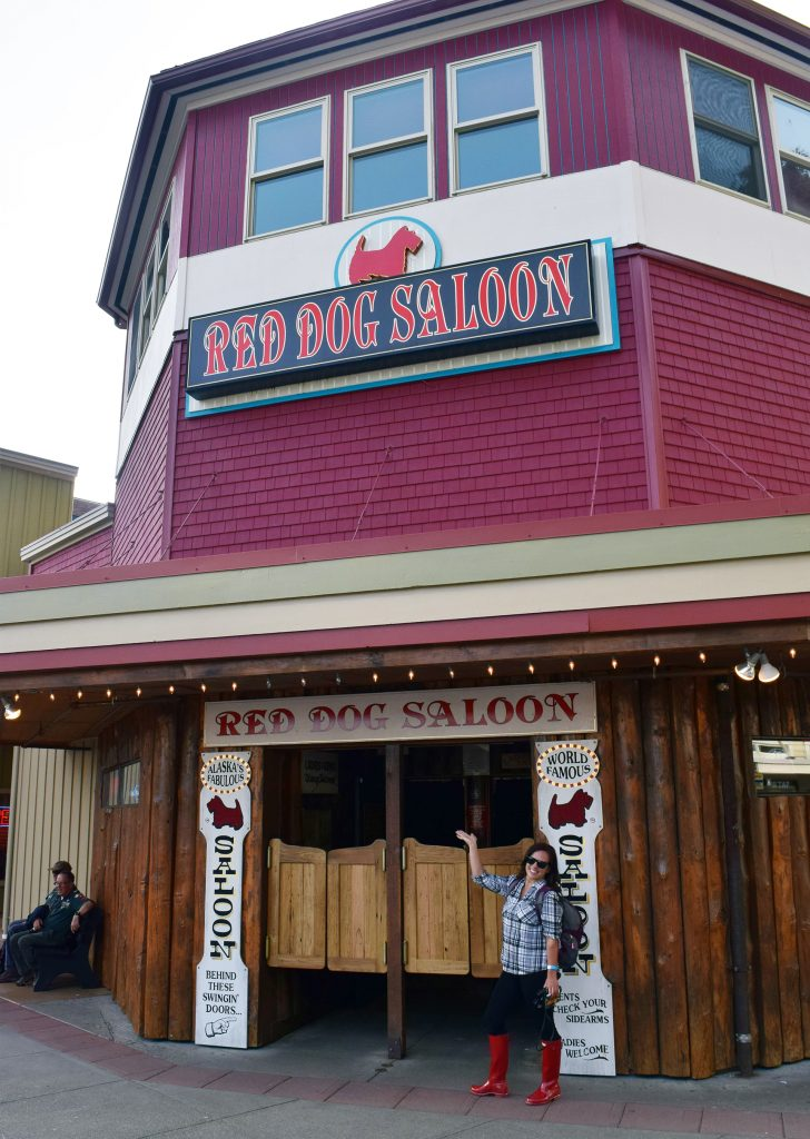 red onion saloon, Juneau, Alaska, cruise