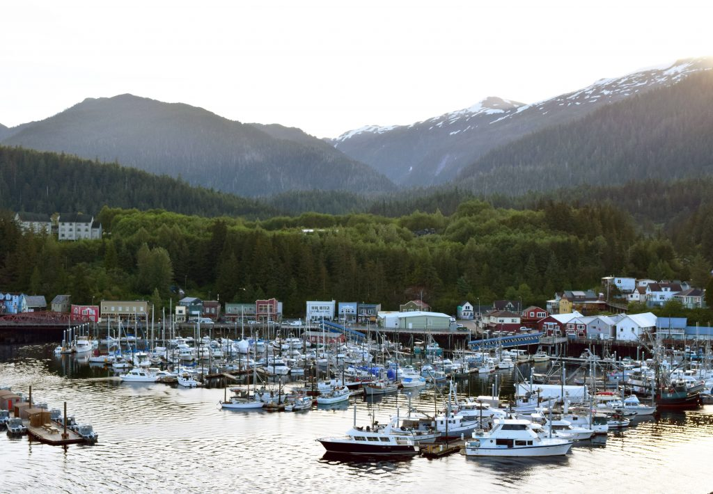 what to do in ketchikan on a port day