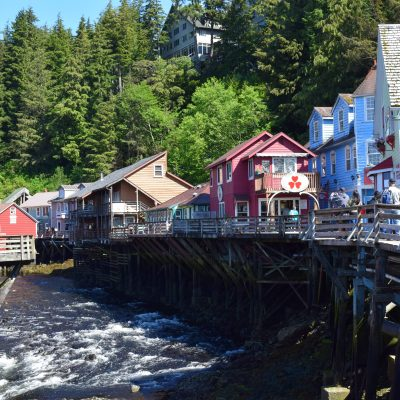 creek street ketchikan