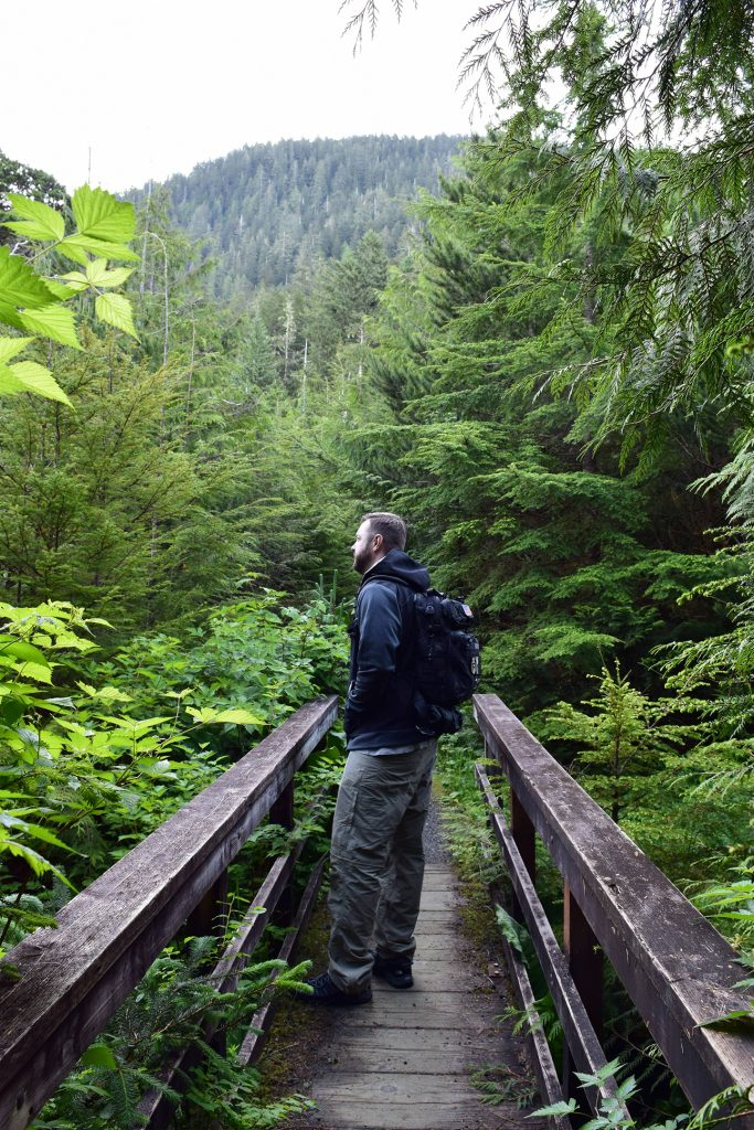 deer mountain trail ketchikan, what to do, hiking, Alaska