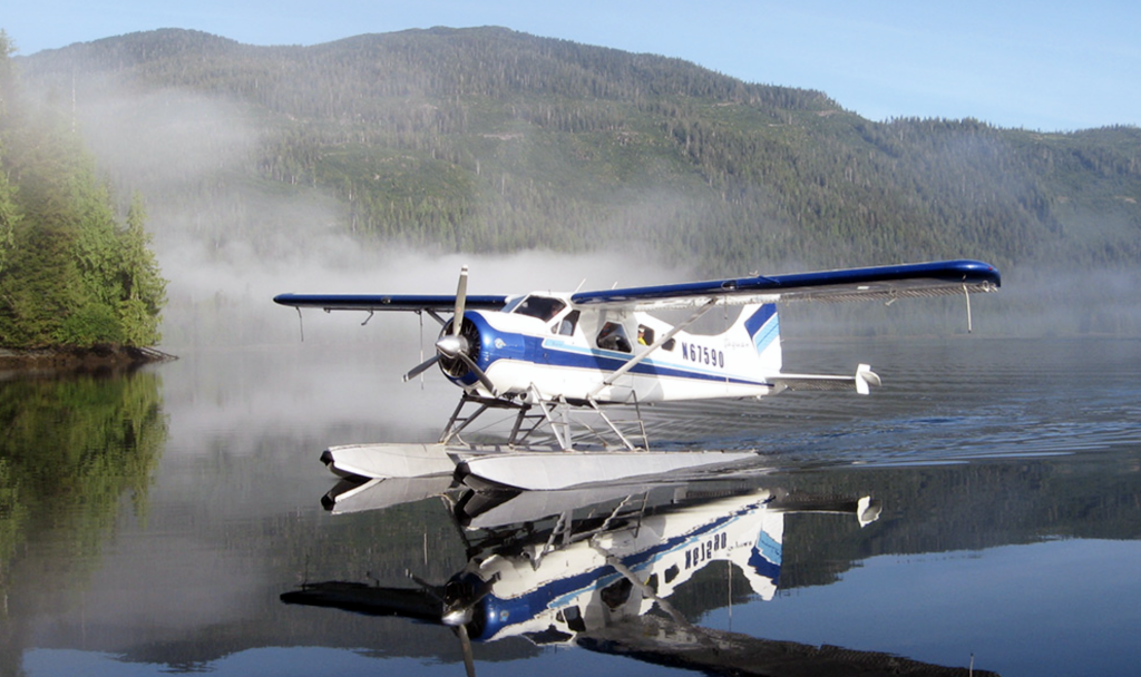 ketchikan plane ride, excursions