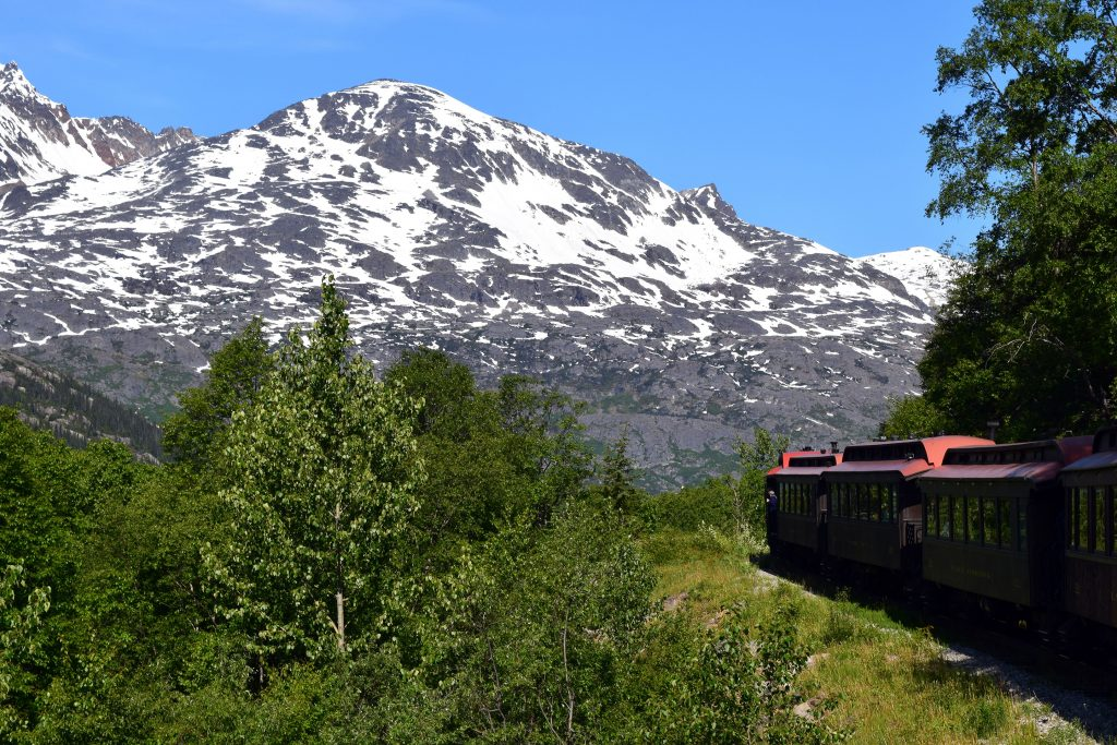 white pass railroad, Skagway, what to do