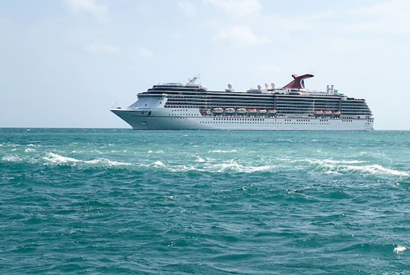 Western Caribbean cruise, carnival cruise line