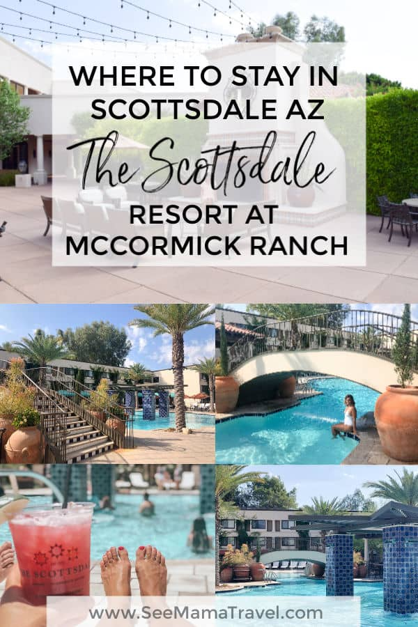 a review of the Scottsdale Resort at McCormick Ranch