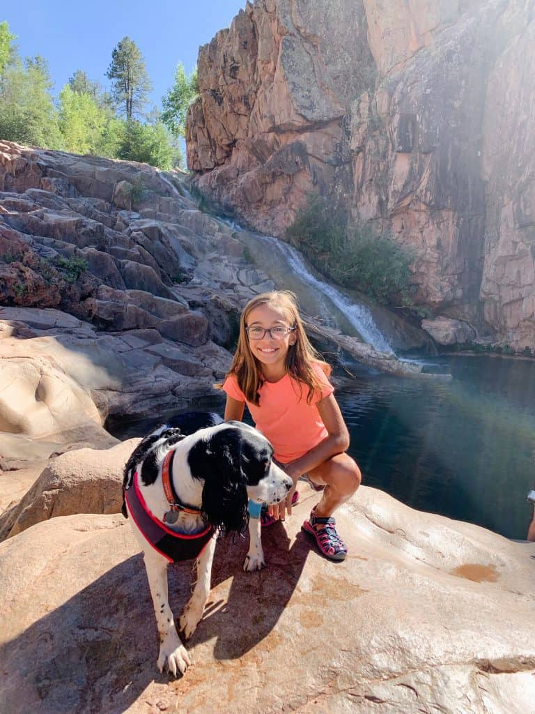 dog-friendly hill arizona
