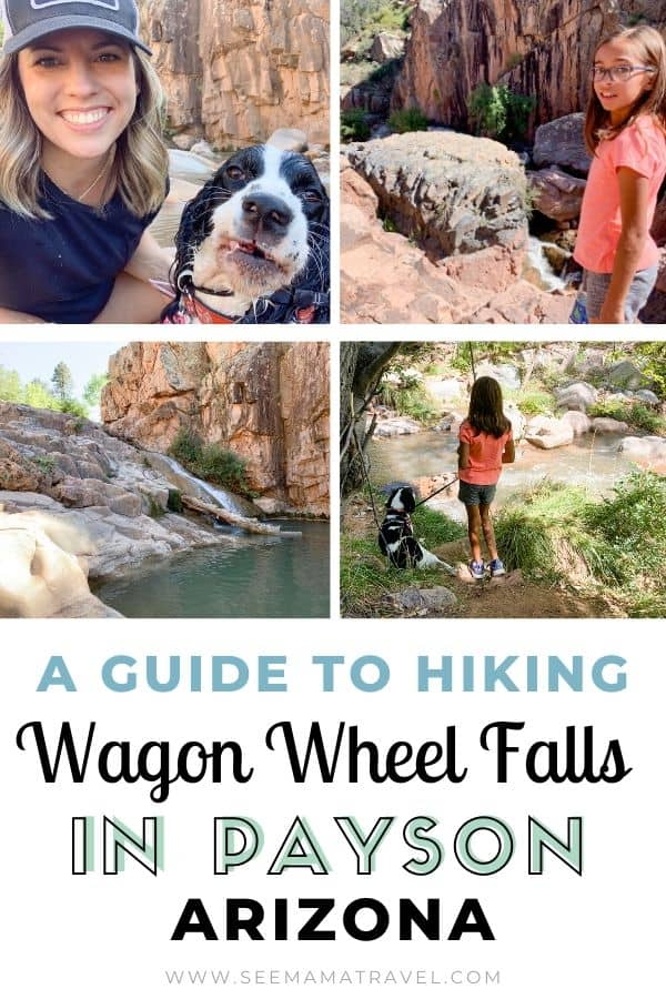 A Guide to Hiking Wagon Wheel Falls in Payson Arizona