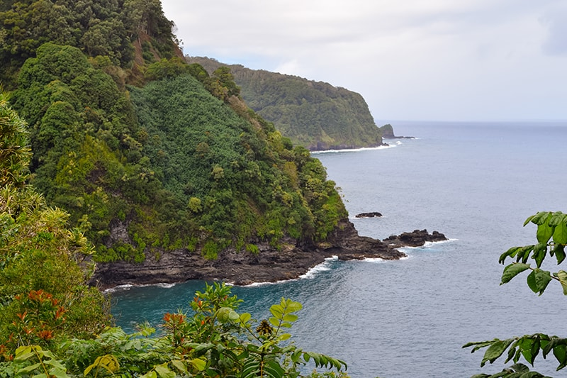 Views along the Road to Hana
