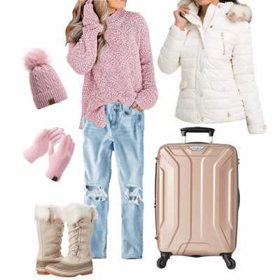 Cute outfits for an Alaskan Cruise
