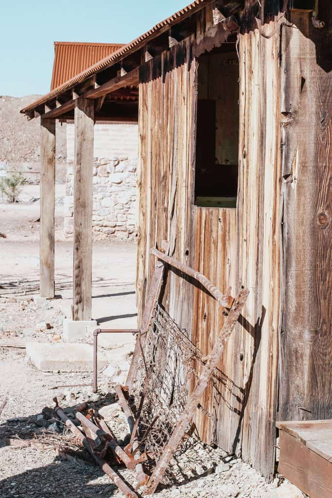 Vulture City Ghost Town