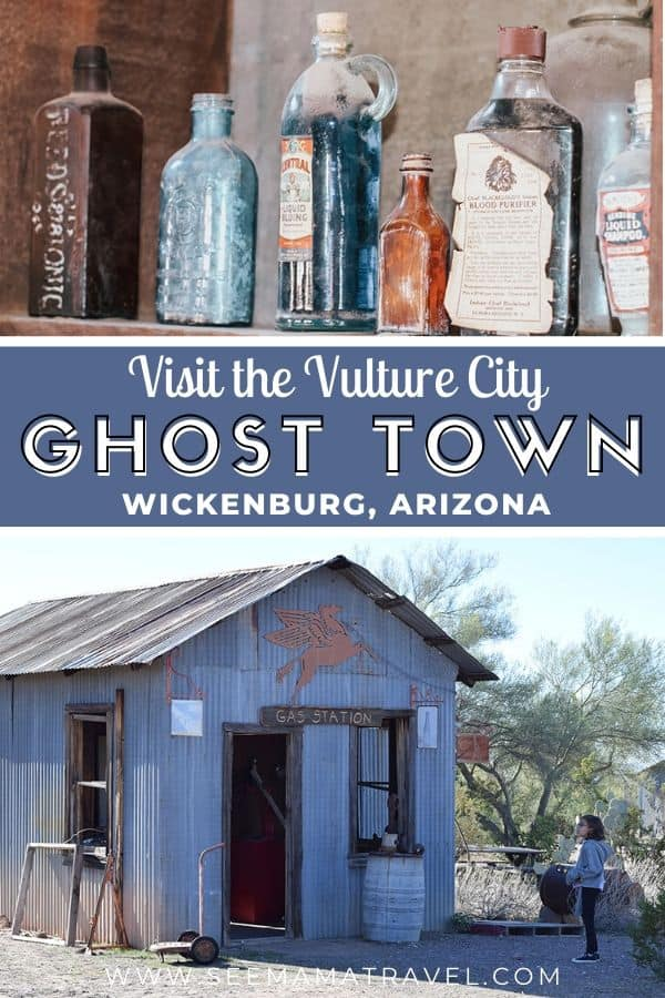 Visit Vulture City Ghost Town Arizona