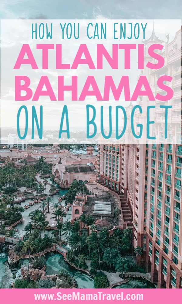 How to save money at Atlantis
