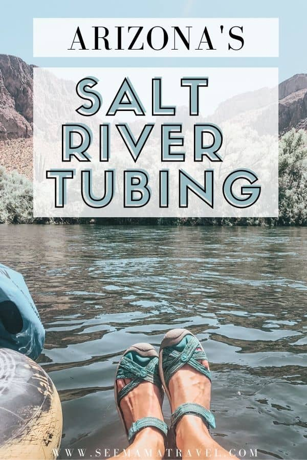 Salt River Tubing in Arizona