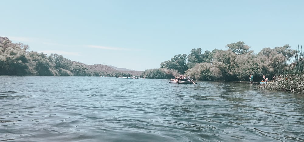 Salt River Tubing Experience