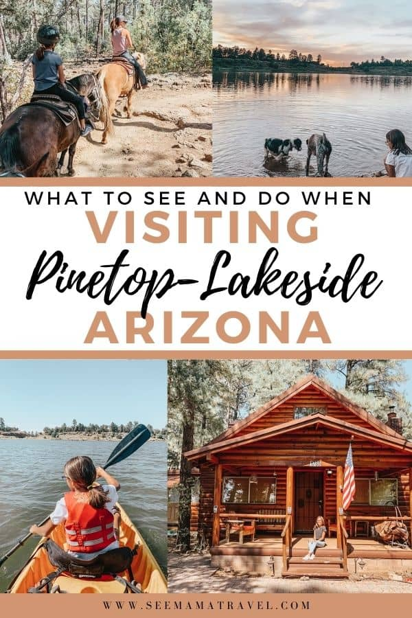 What to do in Pinetop-Lakeside, Arizona