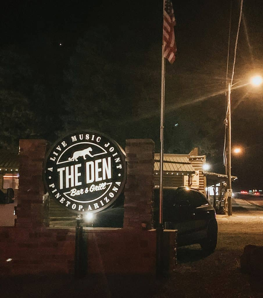 The Den, Pinetop-Lakeside